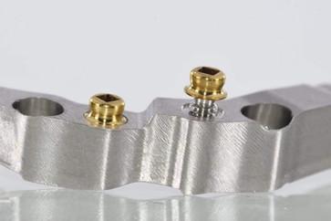 Equator Threaded CAD CAM Line