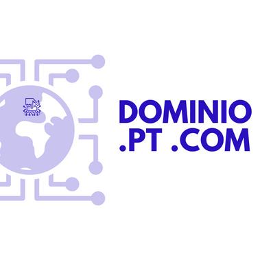 Domínio .pt .com