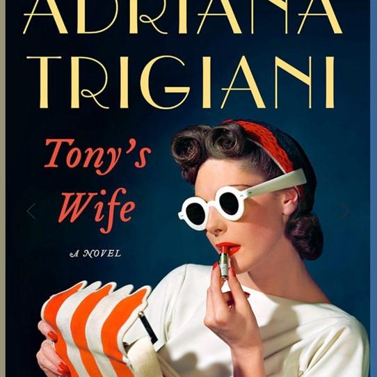 "Video Chat with Adriana Trigiani, author of ""Tony's Wife"""