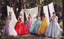 color dress_6 princess_hanamojinashi