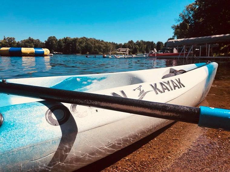 Vacation Boat Rentals at Sand Lake Resort
