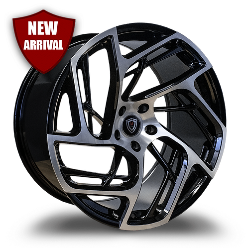 """22"""" marquee 1002 Wheels and 305 WIDE Lexani Tire Package"""
