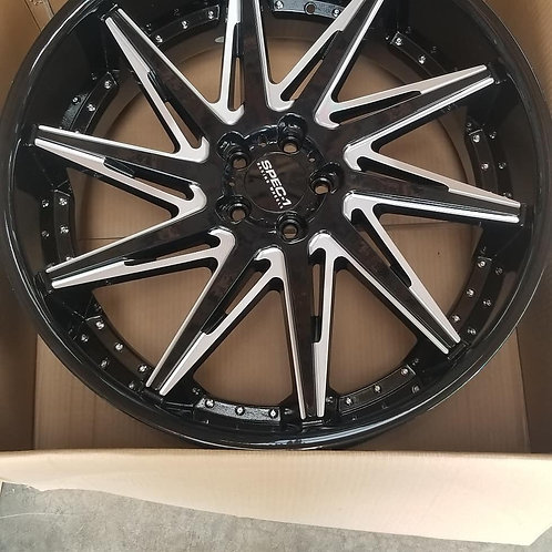 """24"""" Staggered SpecPackage 004 Slingshot package"""