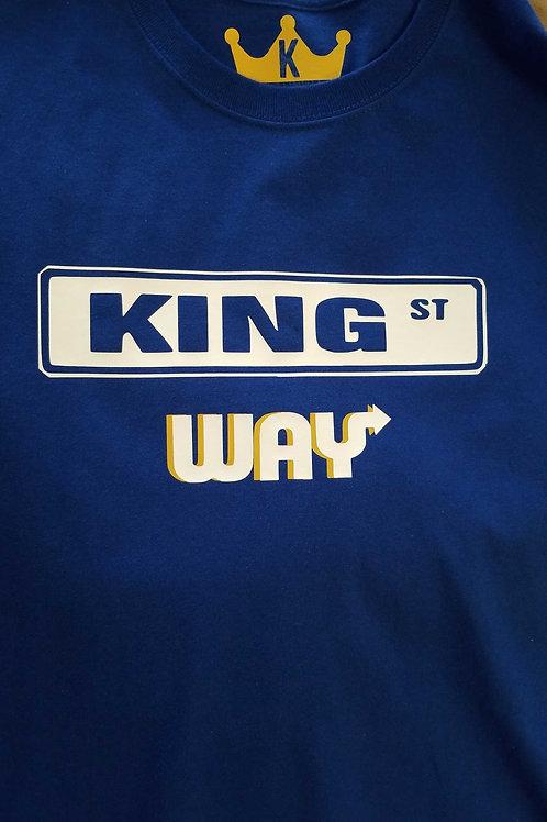 """The King Street Way"" T-shirts"