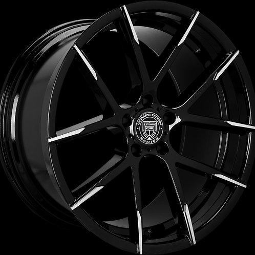 22 Lexani Stuttgart Slingshot 305 Wide Tire Package