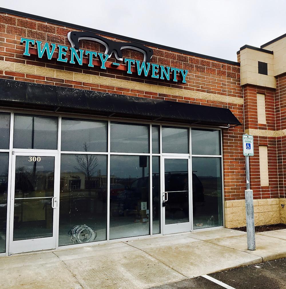 Twenty Twenty Exterior