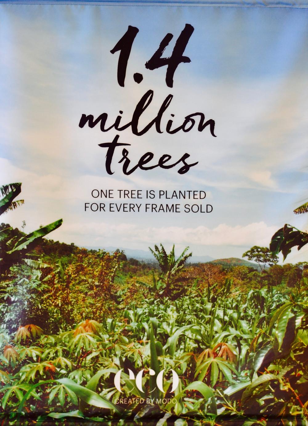 1.4 Million Trees