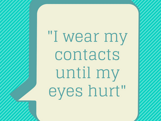 4 Things Never to Say to Your Eye Doctor (and the ONE thing they really want to hear)