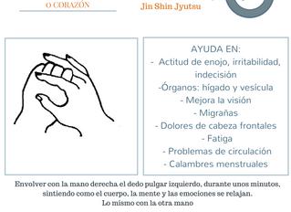 Jin Shin Jyutsu en tus manos