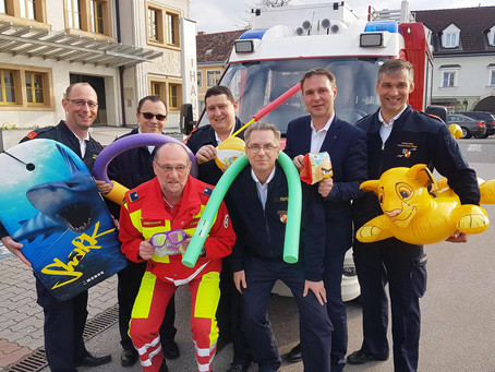 Gemeinderatsbeschluss erfreut die Feuerwehr