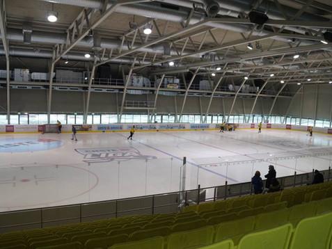 Eishockey-Duell FF Wienersdorf vs. FF Traiskirchen