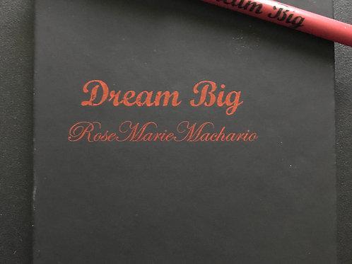 Dream Big Journals