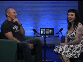 Dream Big 104 (Dream Big S3 E4: My Interview with Famed Photographer Bob Franklin)