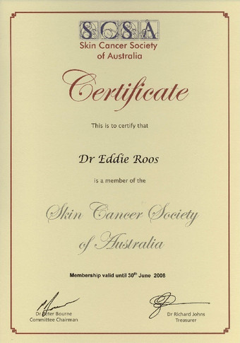 Skin Cancer Society of Australia