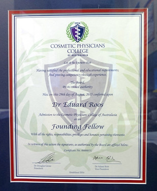 Cosmetic Physicians College of Australia