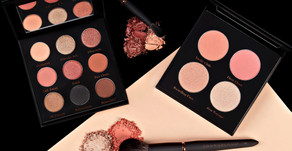 The new Weekender Palette in the Youngblood Range