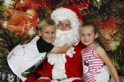 Santa photos Toowoomba