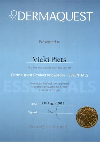 Dermaquest Essentials Product Knowledge