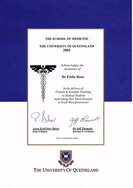 Clinical & Scientific Teaching