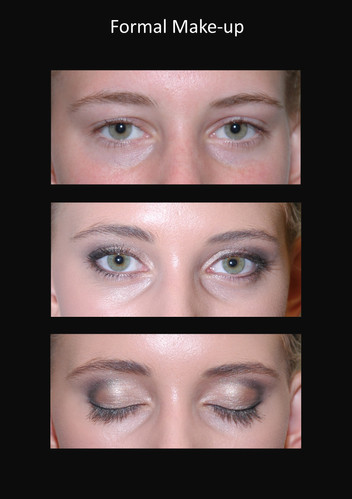 Formal makeup Toowoomba