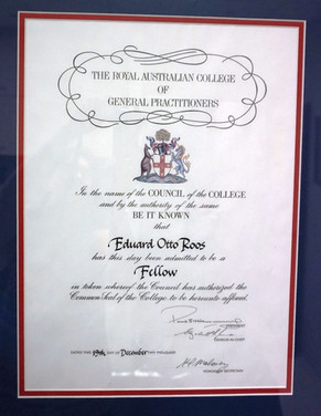 Royal Australian College of General Practitioners