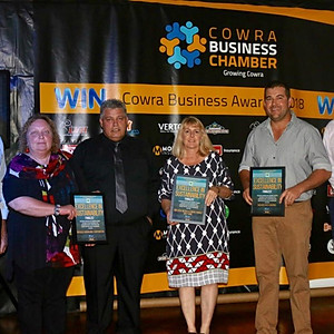 2018 WIN Television Cowra Business Awards