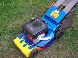 Mower After