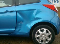 Ford KA Crash Repairs