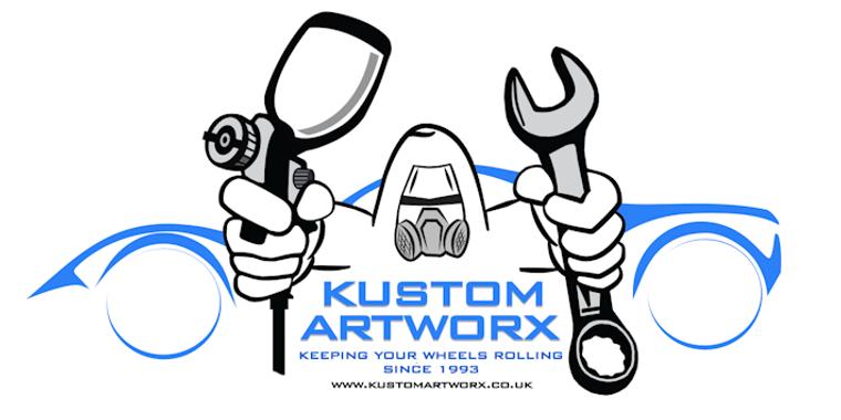 kustom artworx, car repair, bodywork, bedfordshire, mechanics, garage