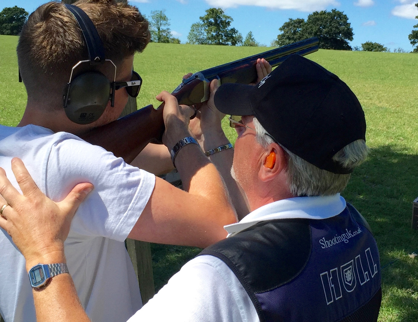 Clay Shooting Experience for 1