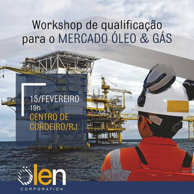 Qualificação para o mercado de Óleo & Gás