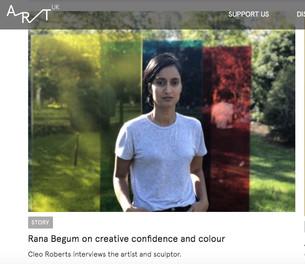 Interview for Art UK
