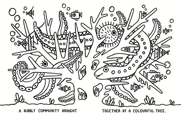 CoryBugden_UndertheSea_ColouringBook_ful