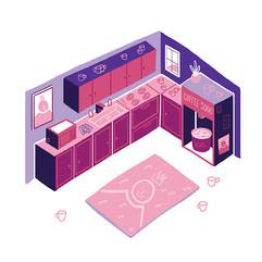 Sonny's House - Kitchen