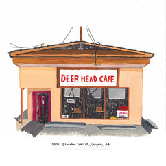 Hidden Gems - Deer Head Cafe