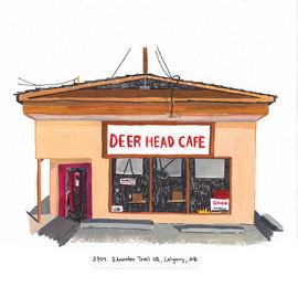 Hidden Gems - Deer Head Cafe