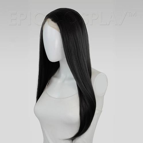 Scylla Black Lacefront Wig