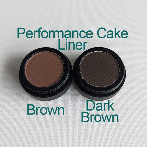 Performance Cake Liner - Dark Brown