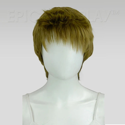 Hermes Matcha Green/Brown Wig