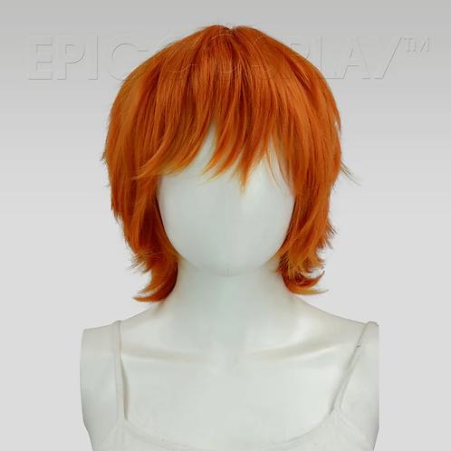Apollo Autumn Orange Wig