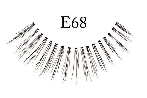 #68 Eyelash Set in hard case