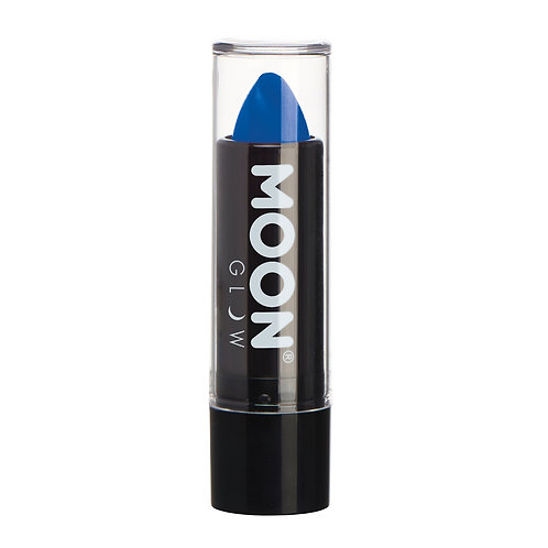 Lipstick UV Glow - Intense Blue