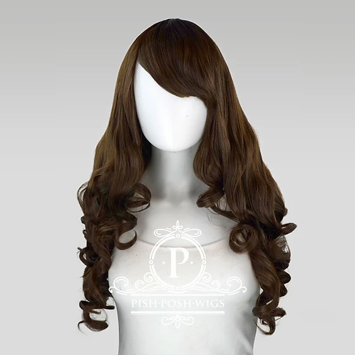 Elizabeth Dark Brown Wig