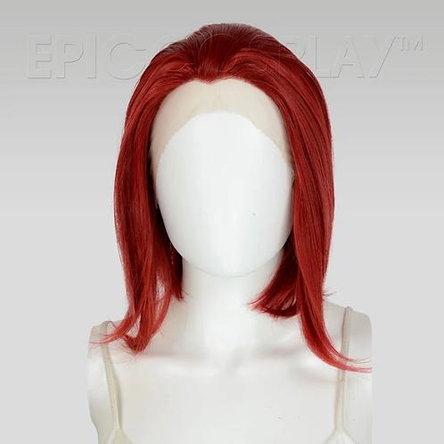 Keto Dark Red Wig