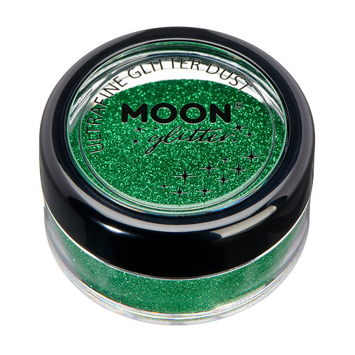 Ultra Fine Glitter Dust - Green