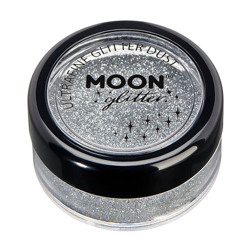 Ultra Fine Glitter Dust - Silver