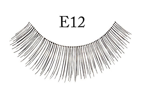 #12 Eyelash Set in hard case