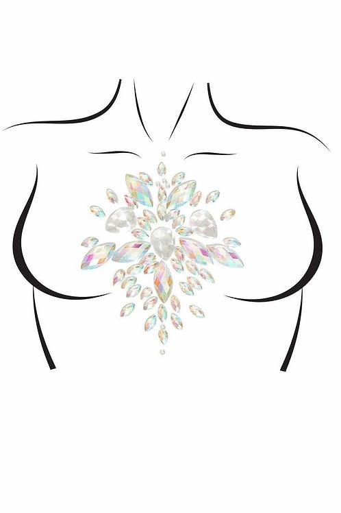 Irredesant Star Body Jewels