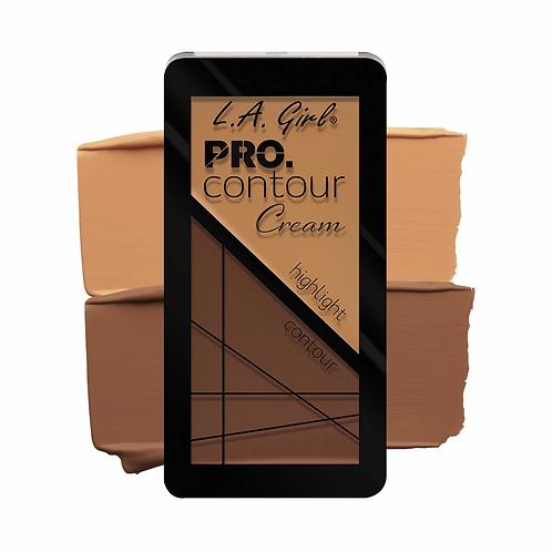 Pro Contour Cream Duo - Natural