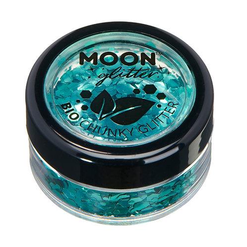Bio Glitter  - Chunky Turquoise - (Biodegradable)